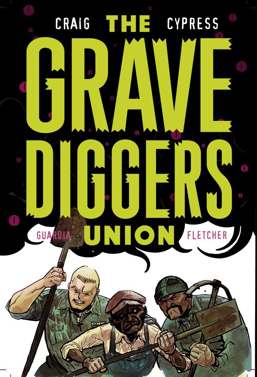 Gravediggers Union #6 Cover A Regular Wes Craig Cover