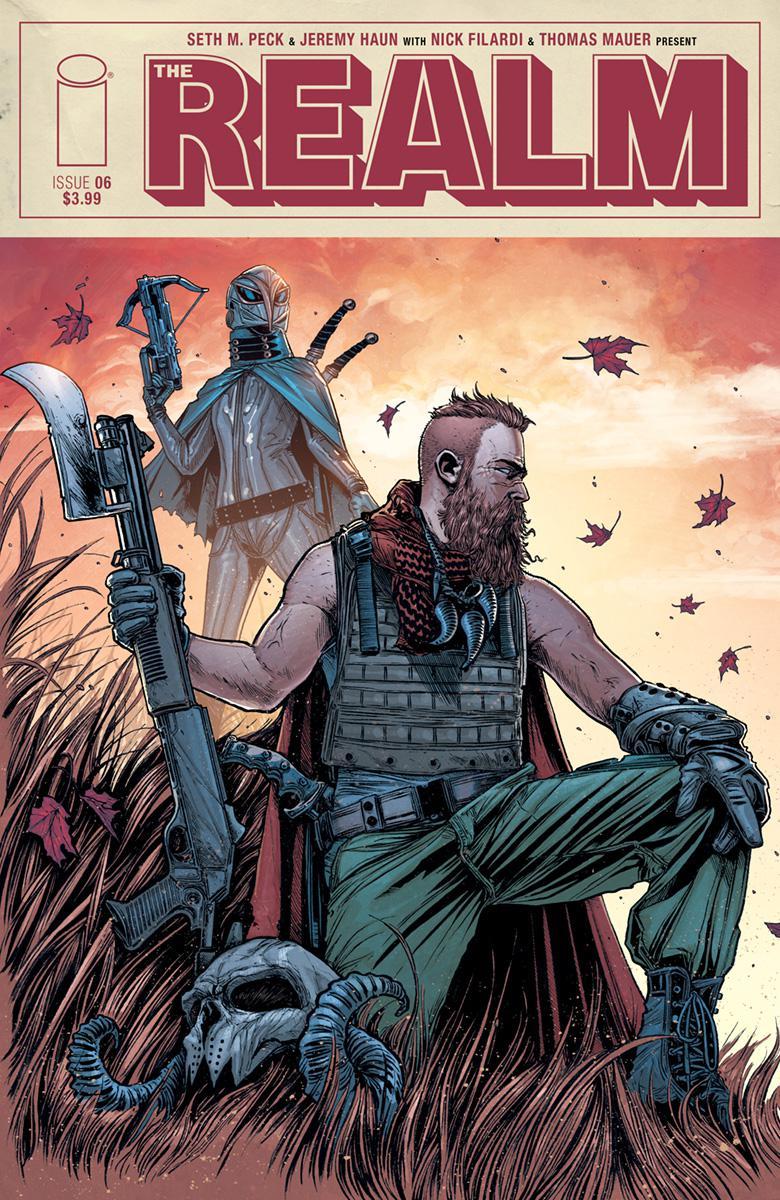 Realm #6 Cover A Regular Jeremy Haun & Nick Filardi Cover