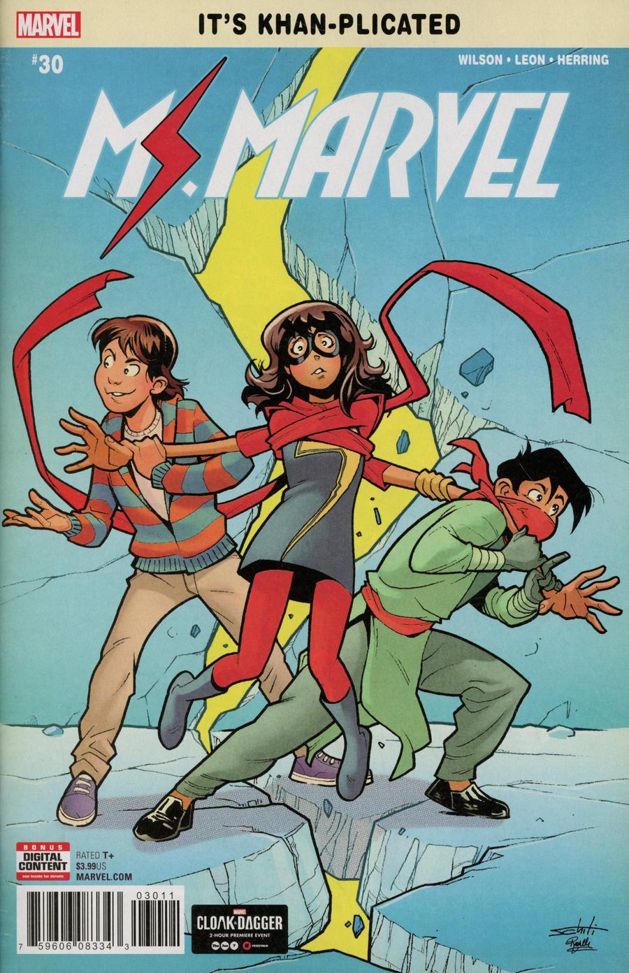 Ms Marvel Vol 4 #30