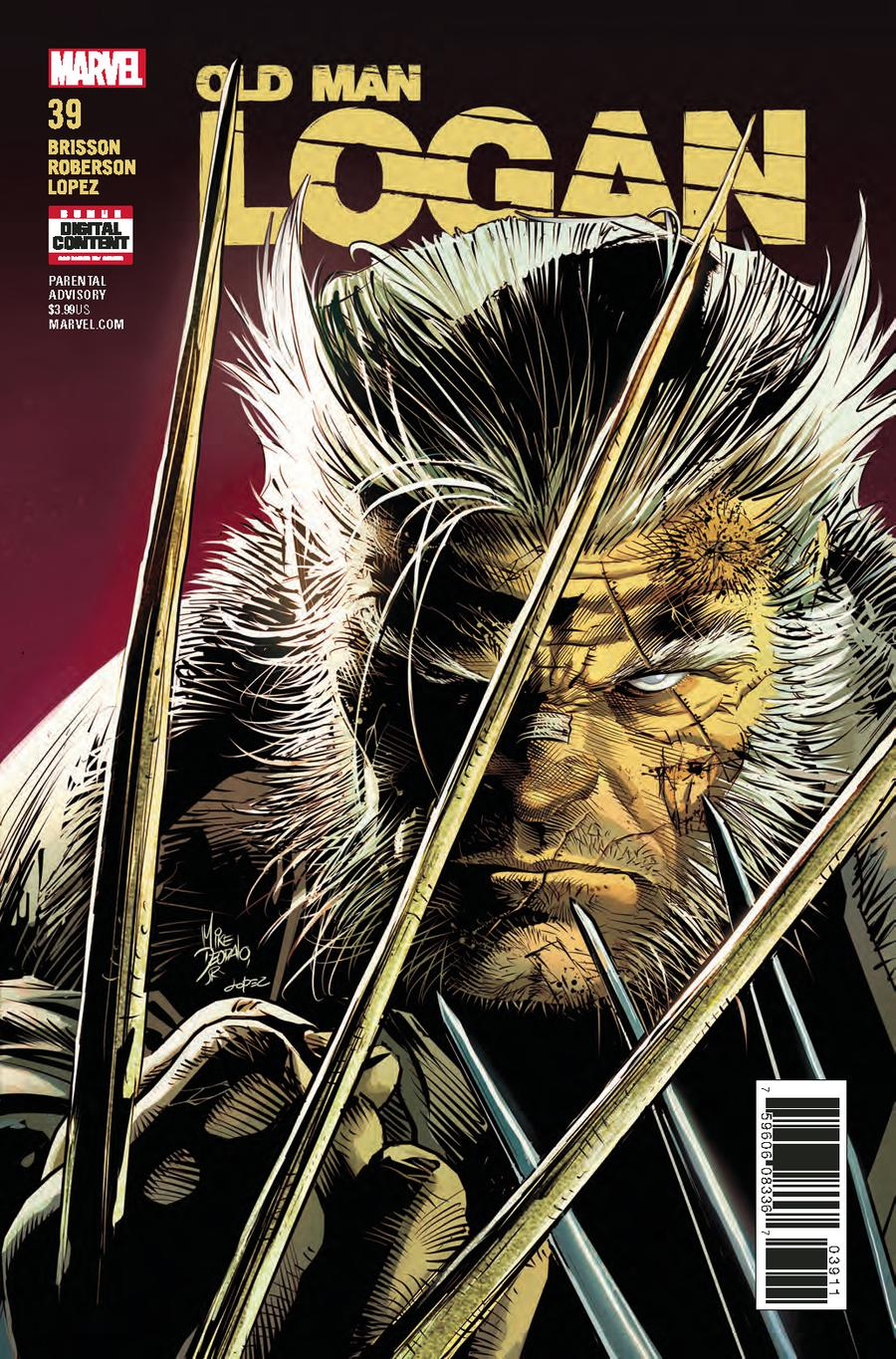 Old Man Logan Vol 2 #39