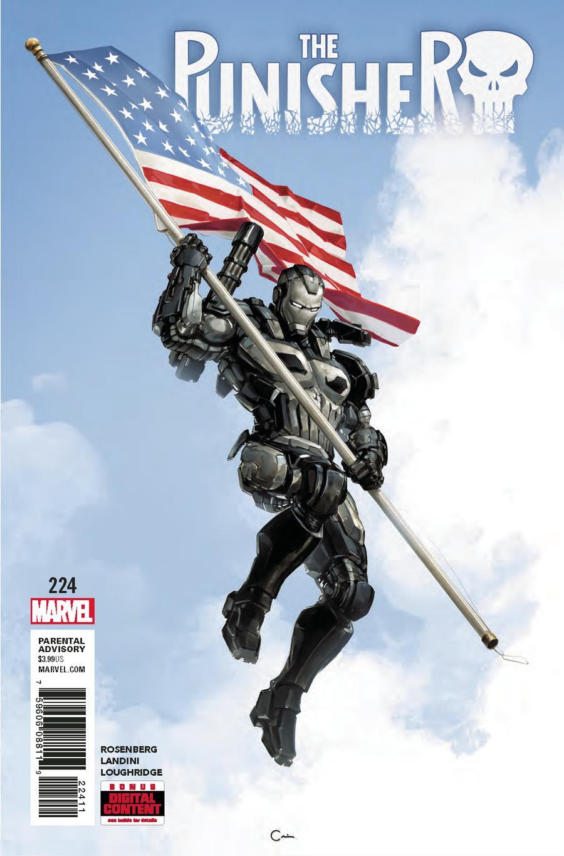 Punisher Vol 10 #224