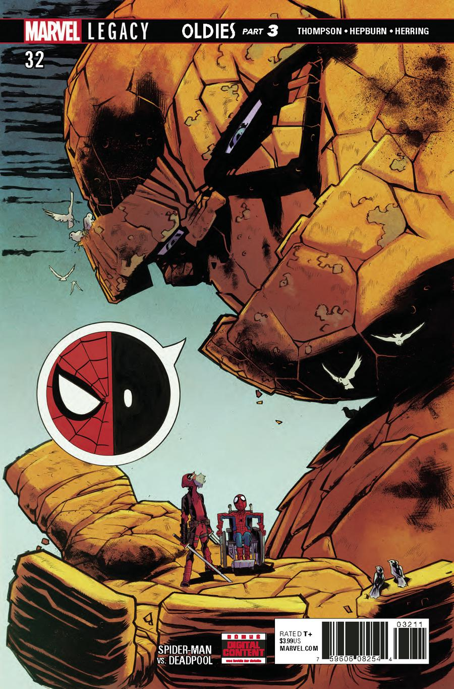 Spider-Man Deadpool #32