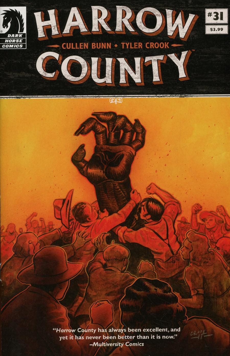 Harrow County #31
