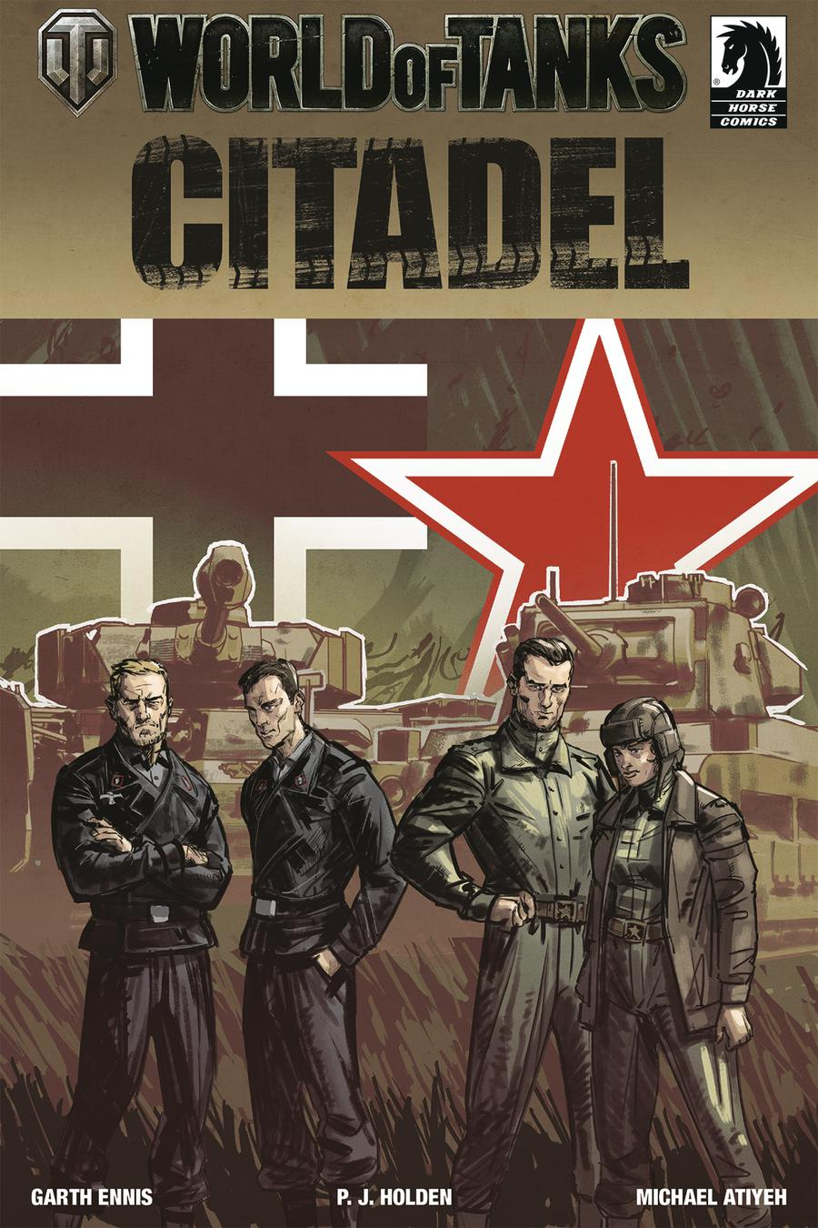 World Of Tanks Citadel #1