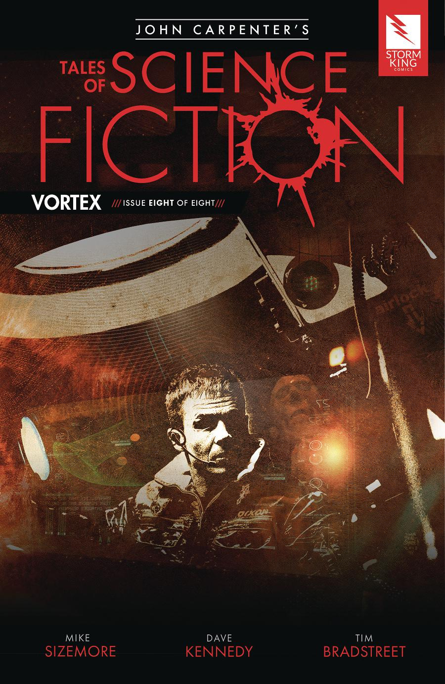 John Carpenters Tales Of Science Fiction Vortex #8