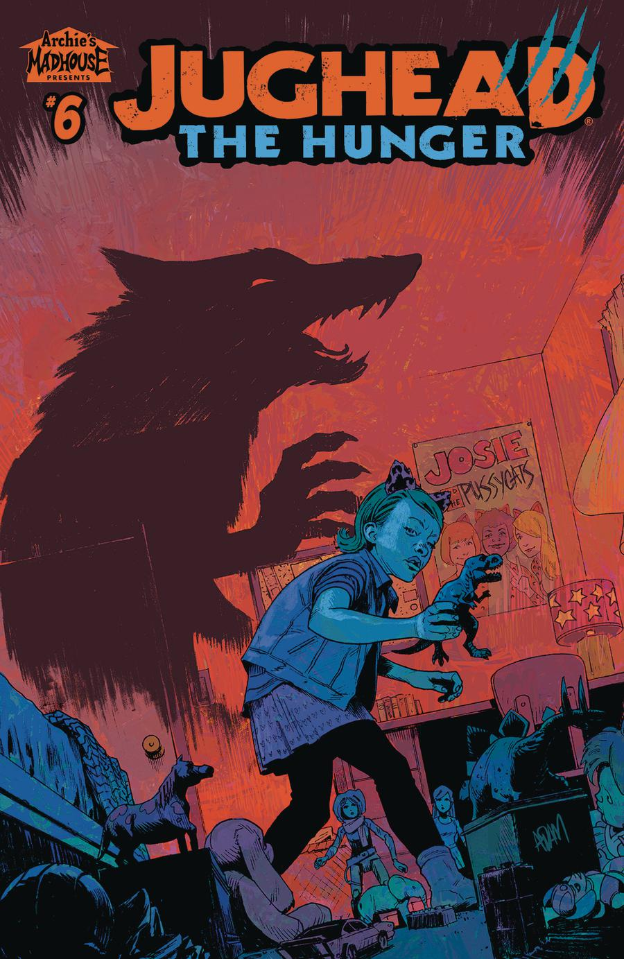 Jughead The Hunger #6 Cover A Regular Adam Gorham Cover