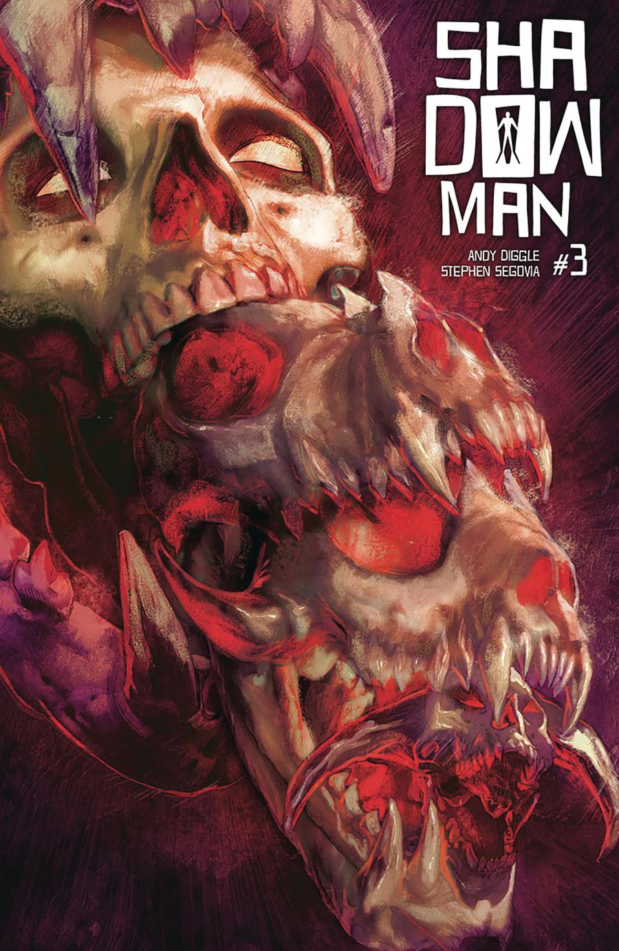 Shadowman Vol 5 #3 Cover B Variant Renato Guedes Cover