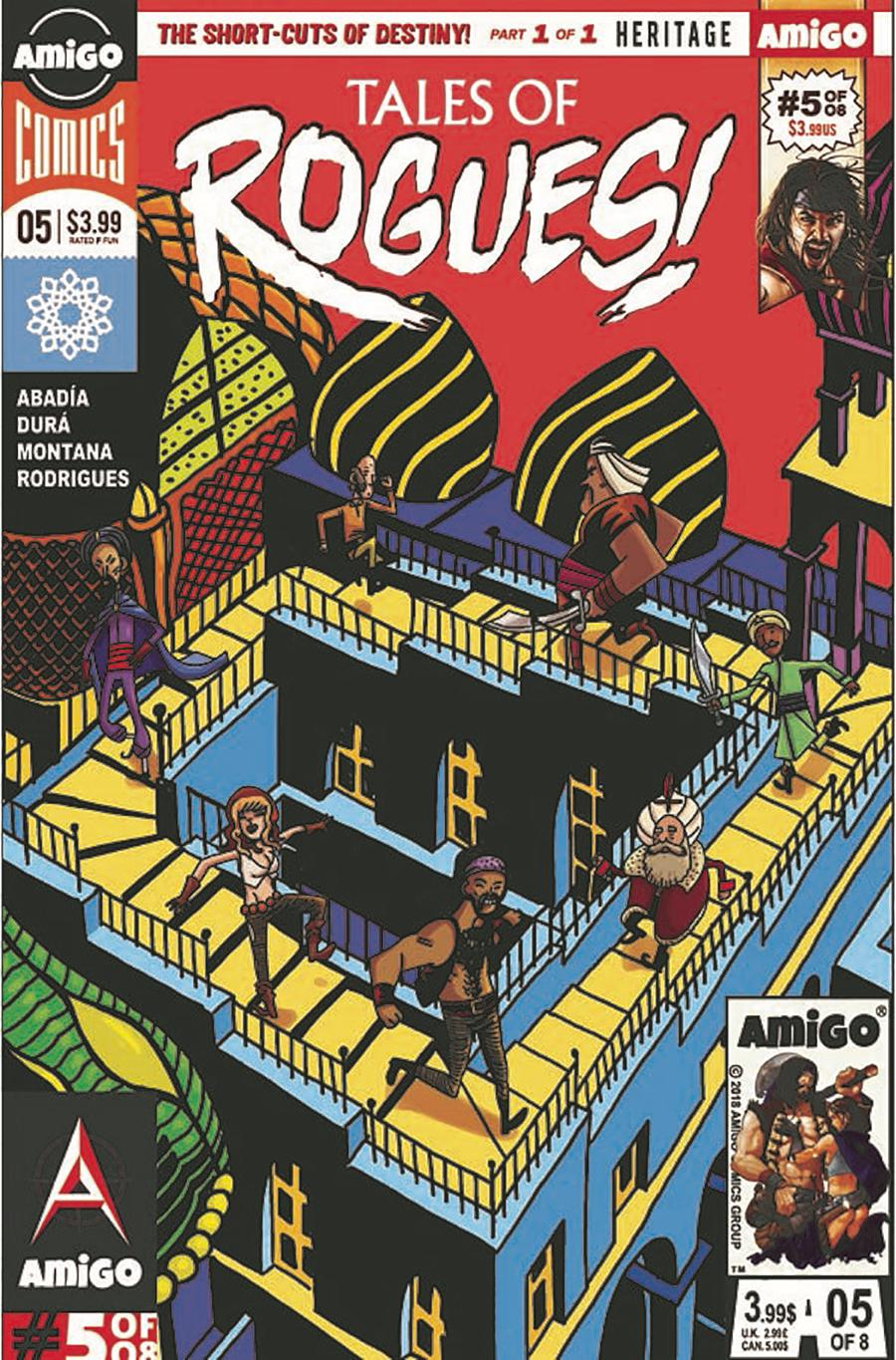Tales Of Rogues #5