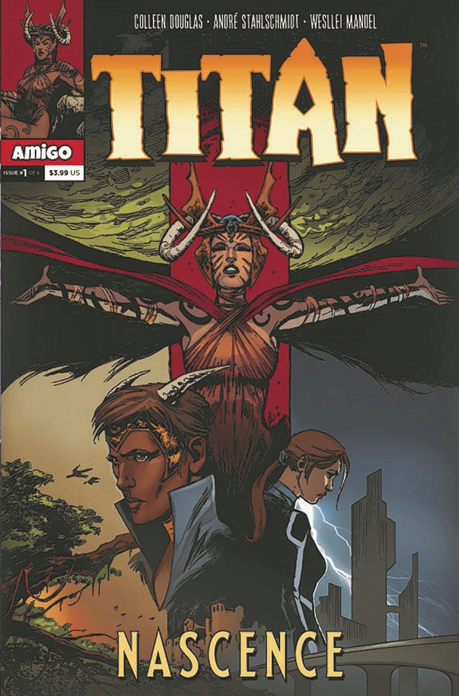 Titan (Amigo Comics) #1