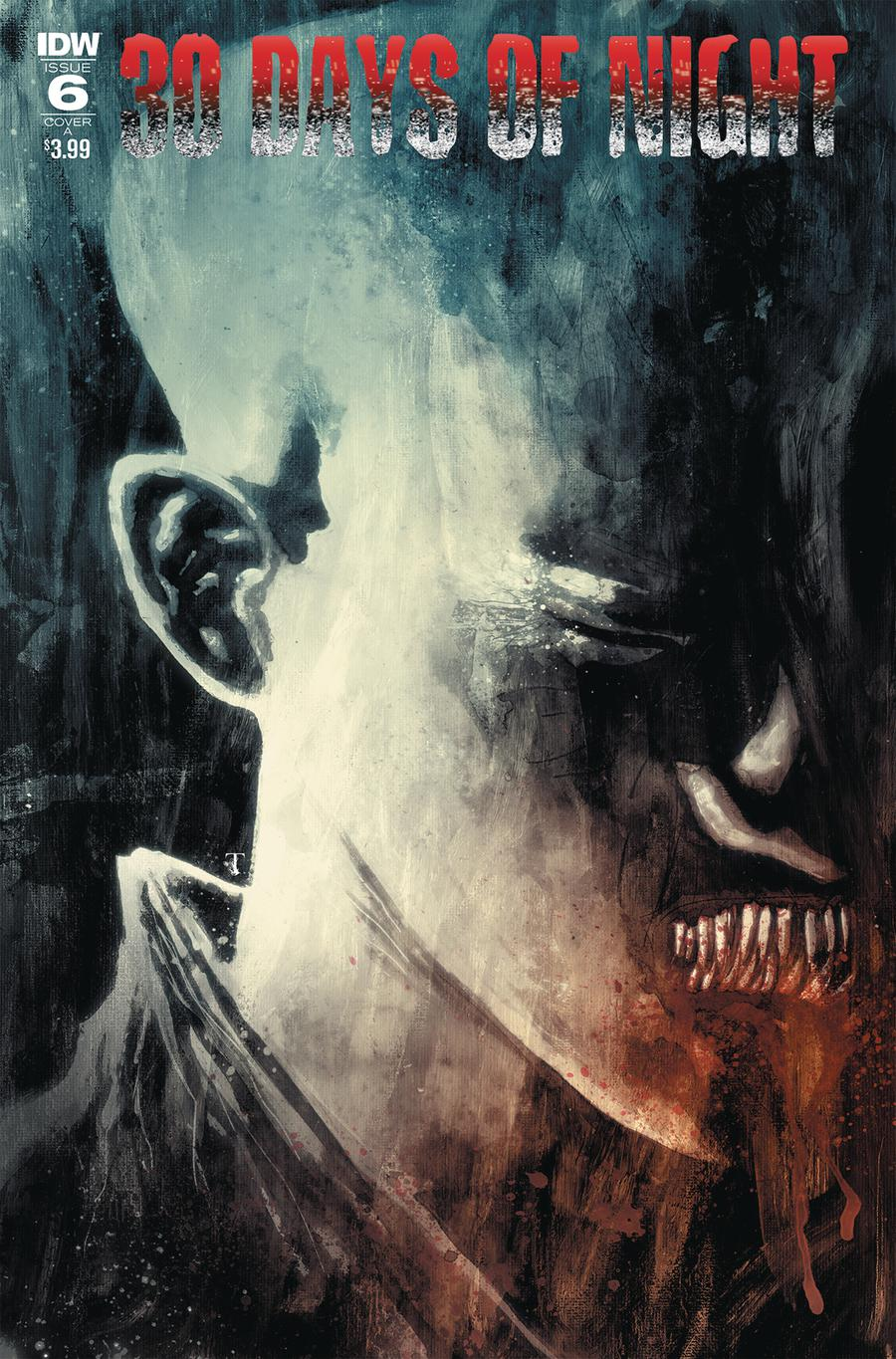 30 Days Of Night Vol 3 #6 Cover A Regular Ben Templesmith Cover