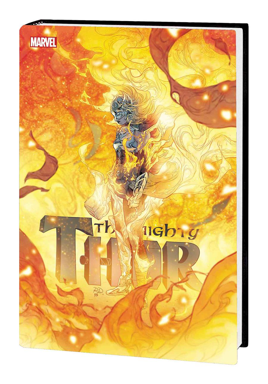Mighty Thor Vol 5 Death Of The Mighty Thor HC