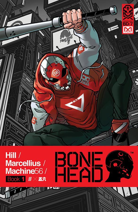 Bonehead Vol 1 TP