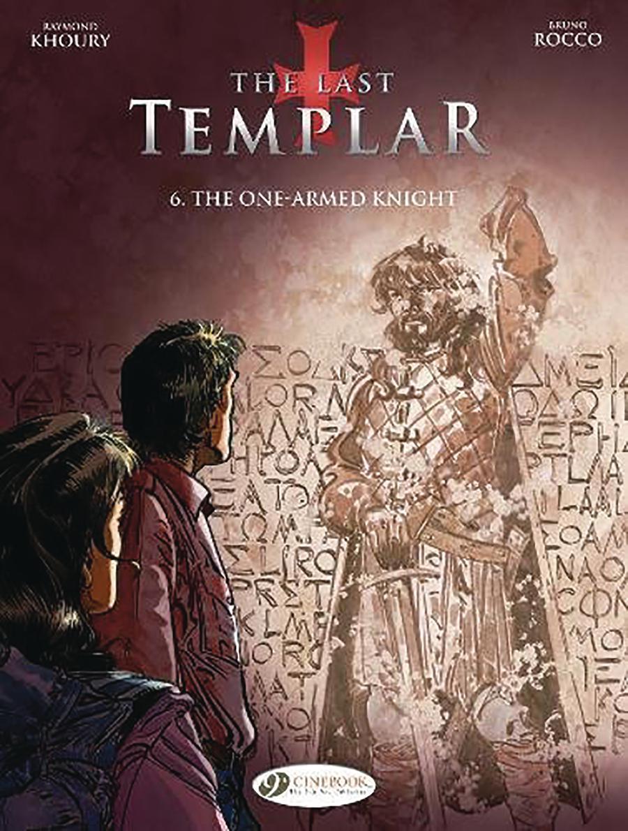 Last Templar Vol 6 One-Armed Knight GN