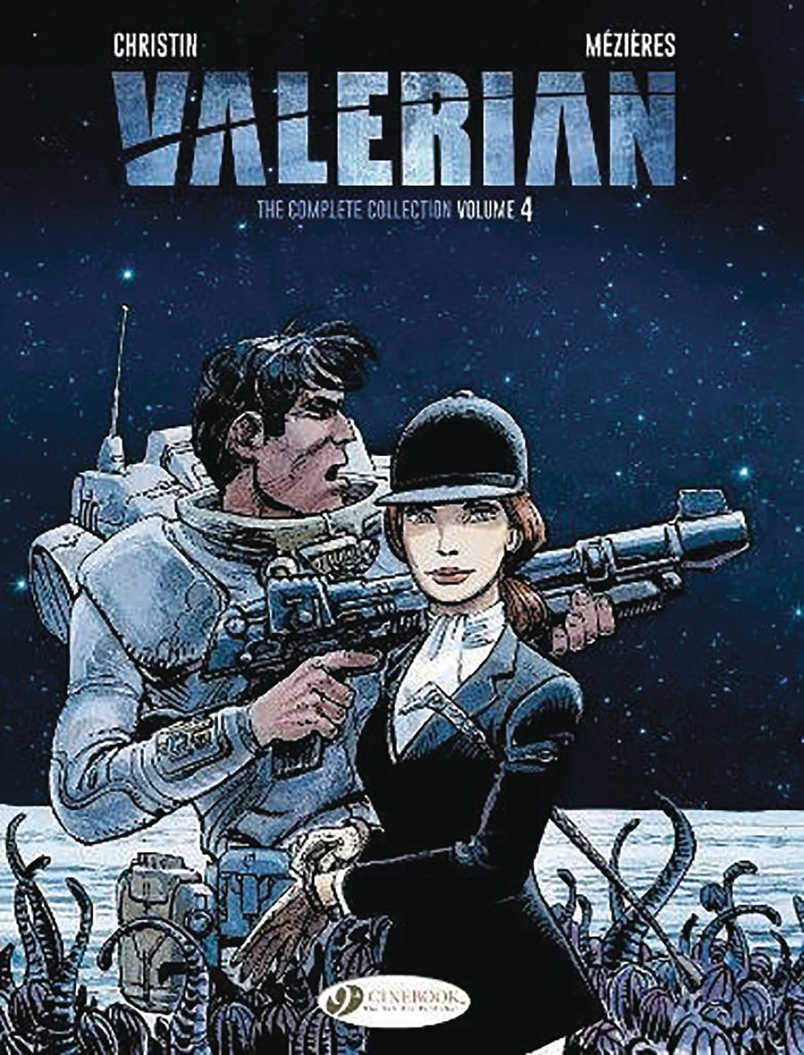 Valerian Complete Collection Vol 4 HC