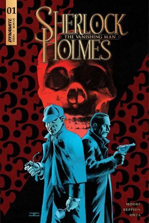 Sherlock Holmes Vanishing Man #1 Cover B Incentive John Cassaday Virgin Cover