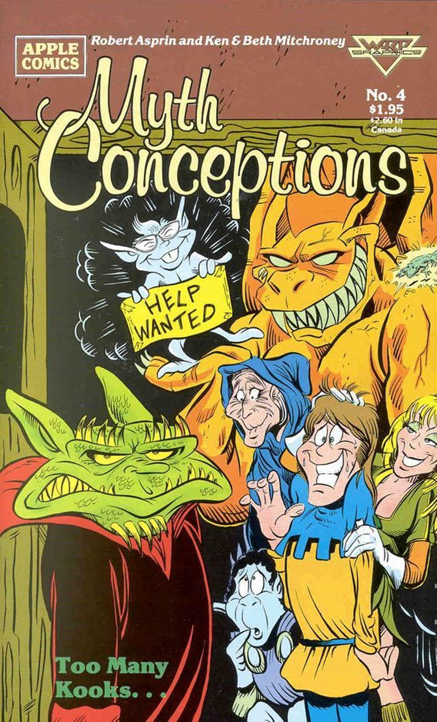 Myth Conceptions #4