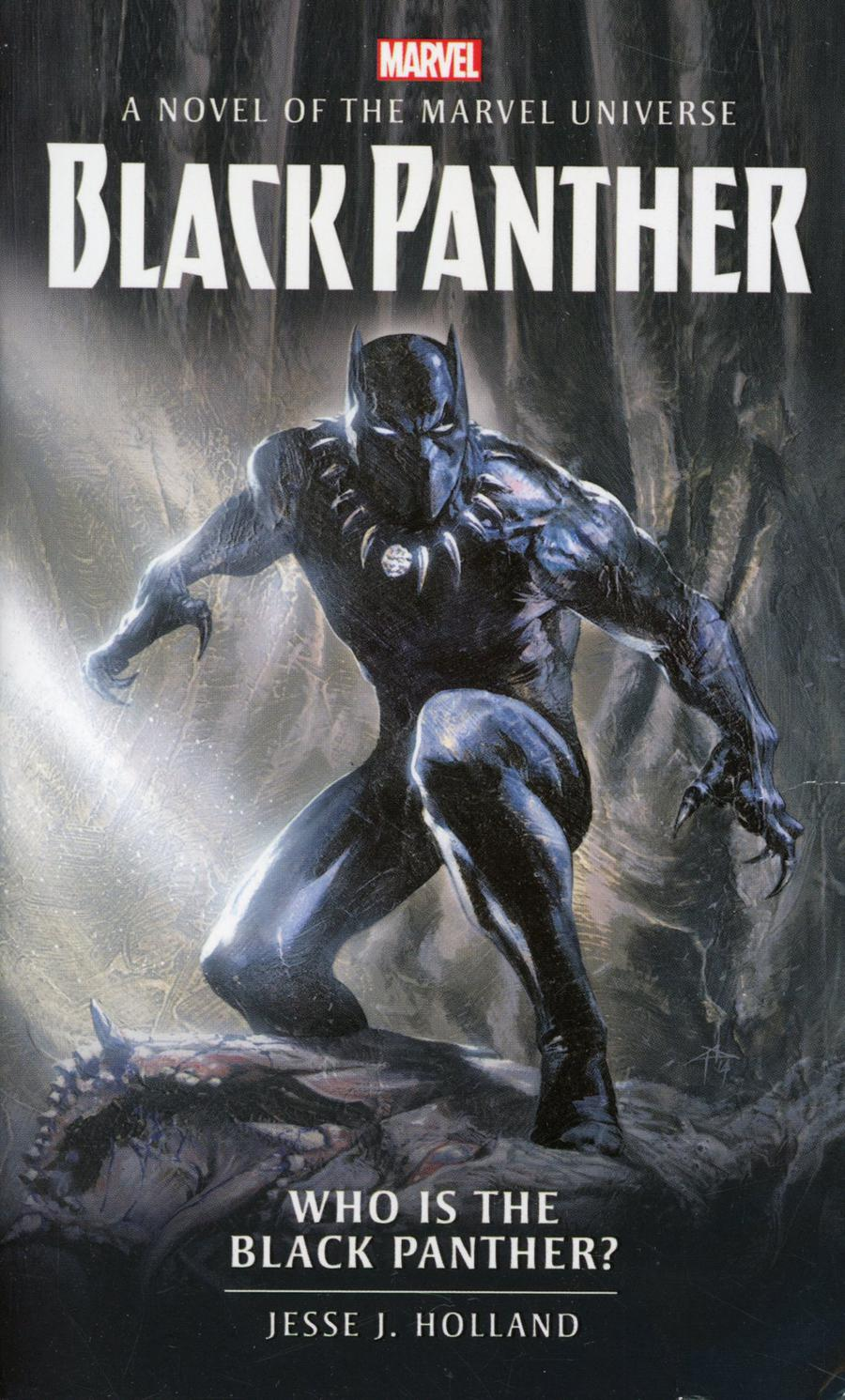Black Panther Who Is The Black Panther MMPB
