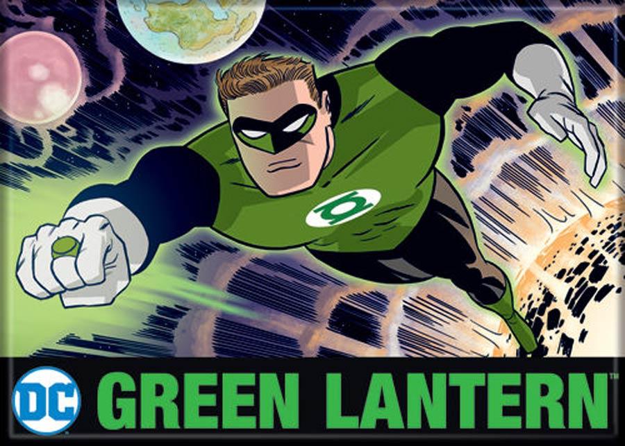 DC Comics 2.5x3.5-inch Magnet - Darwyn Cooke Green Lantern (72179DC)