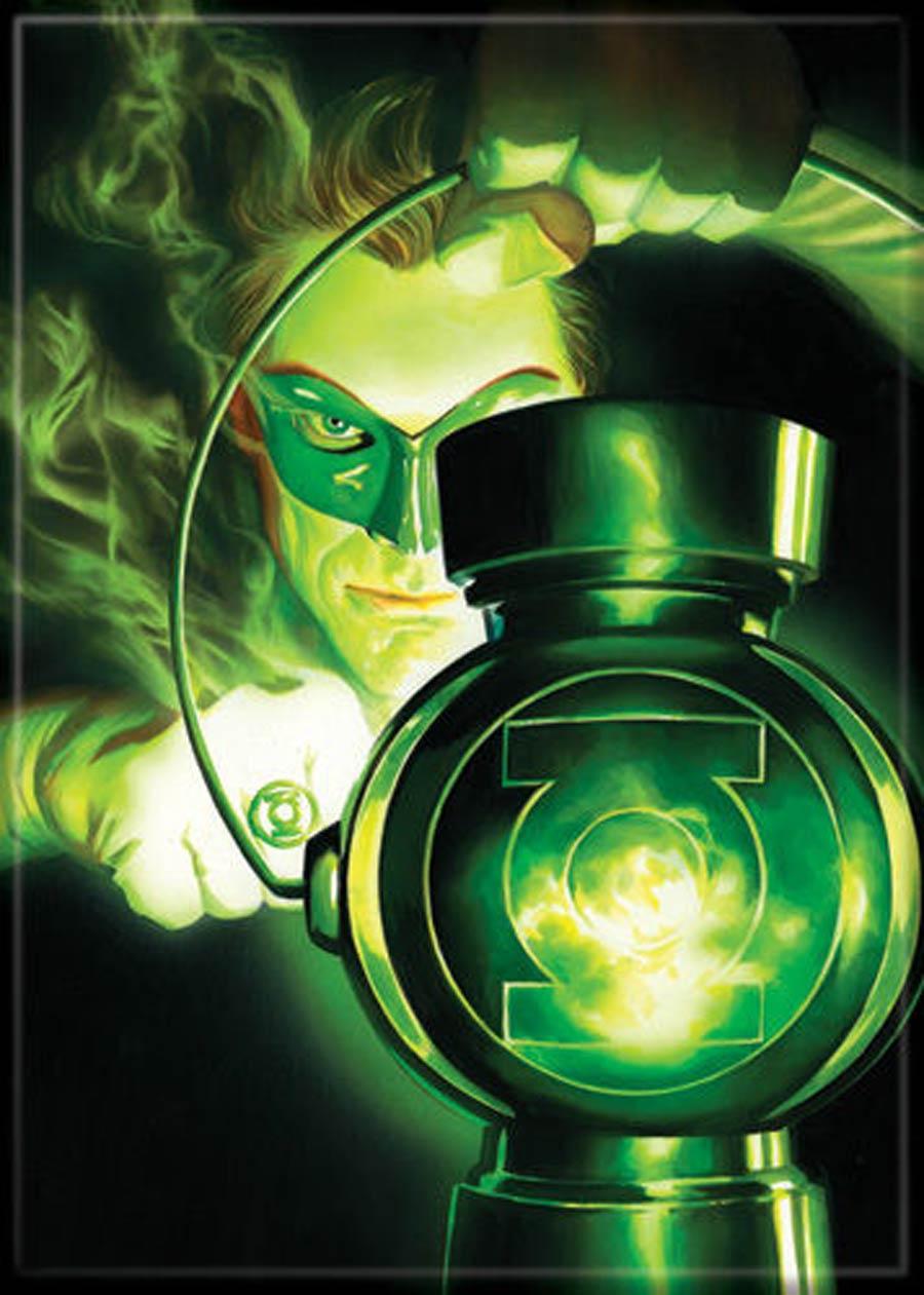 DC Comics 2.5x3.5-inch Magnet - Alex Ross Green Lantern (72522DC)