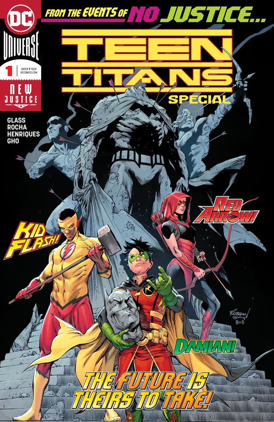 Teen Titans Special #1 Cover A 1st Ptg