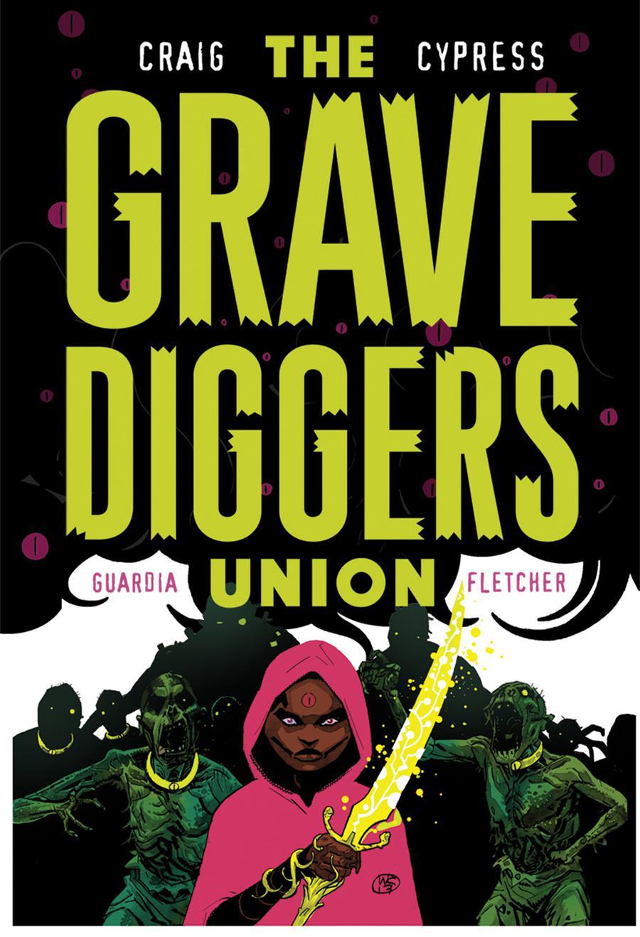 Gravediggers Union #7 Cover A Regular Wes Craig Cover