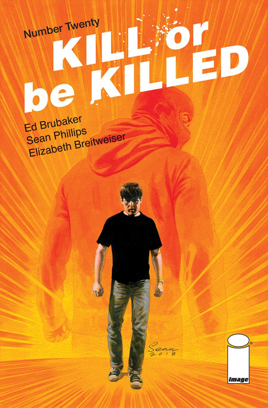 Kill Or Be Killed #20 Cover A Regular Sean Phillips Cover