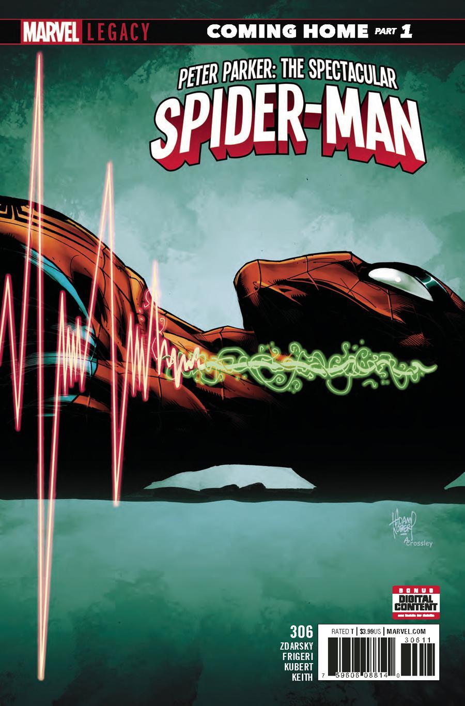 Peter Parker Spectacular Spider-Man #306