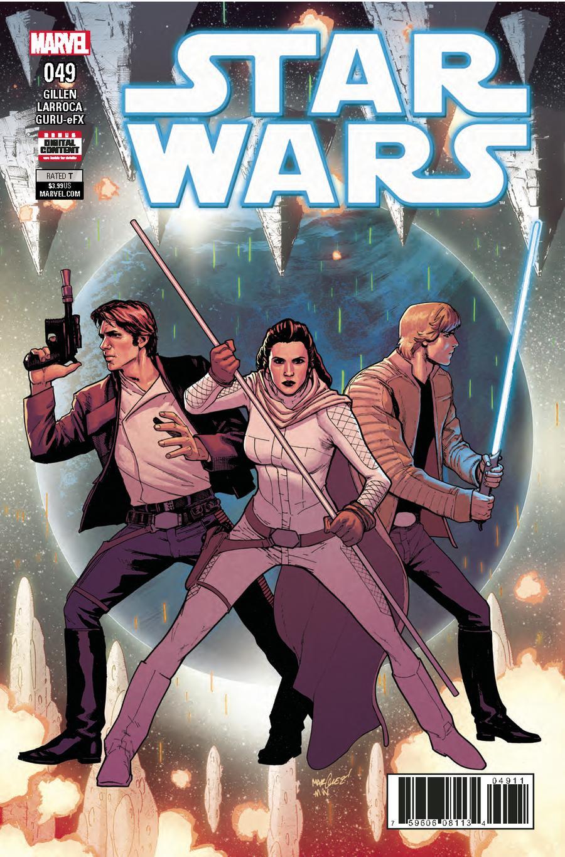 Star Wars Vol 4 #49 Cover A Regular David Marquez Cover