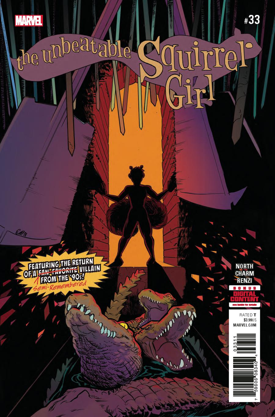 Unbeatable Squirrel Girl Vol 2 #33