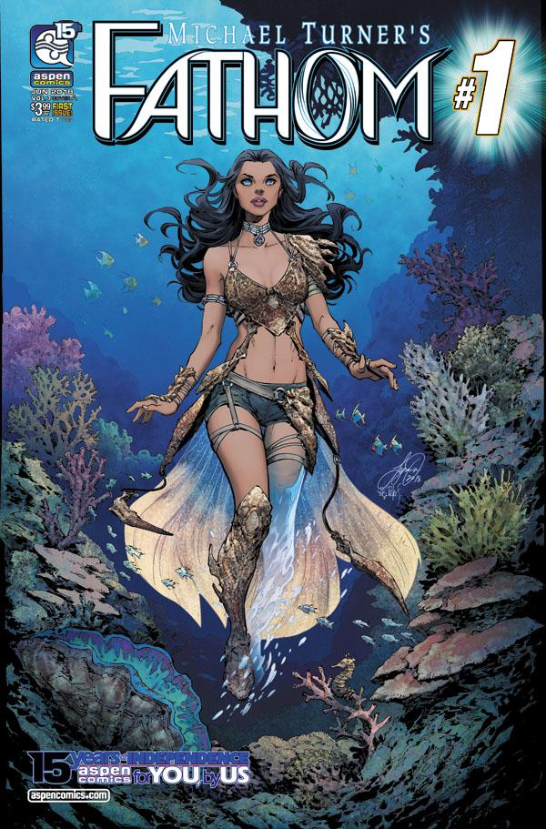 Fathom Vol 5 #1 Cover A Regular Siya Oum Cover