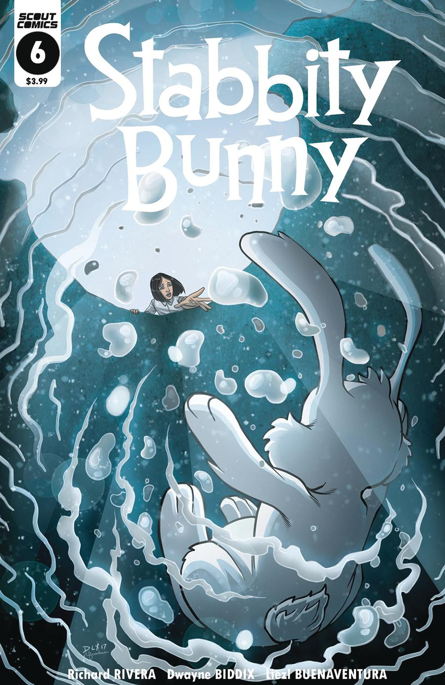 Stabbity Bunny #6 Cover A Regular Cover
