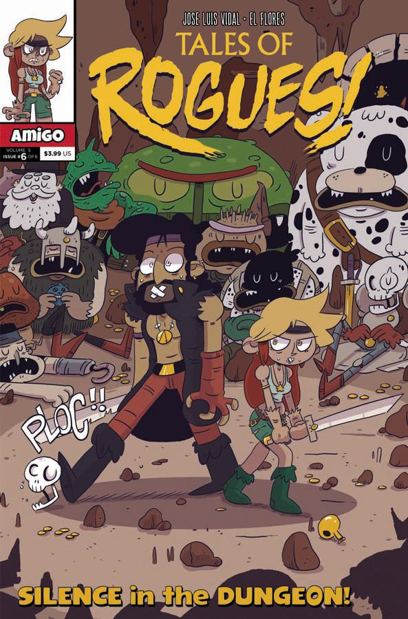Tales Of Rogues #6