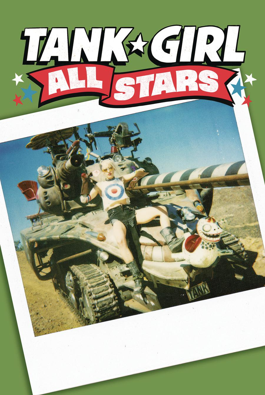 Tank Girl All Stars #1 Cover D Variant Photo Cover