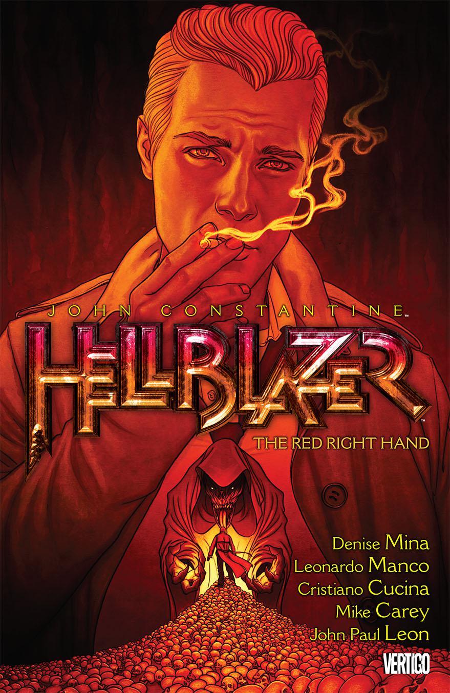 Hellblazer Vol 19 Red Right Hand TP
