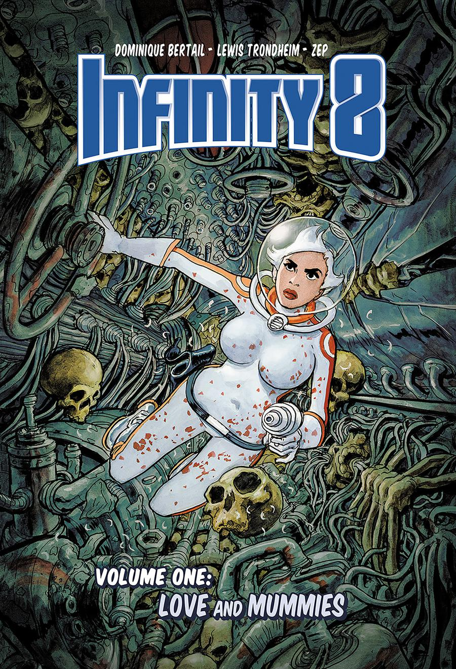 Infinity 8 Vol 1 Love And Mummies HC