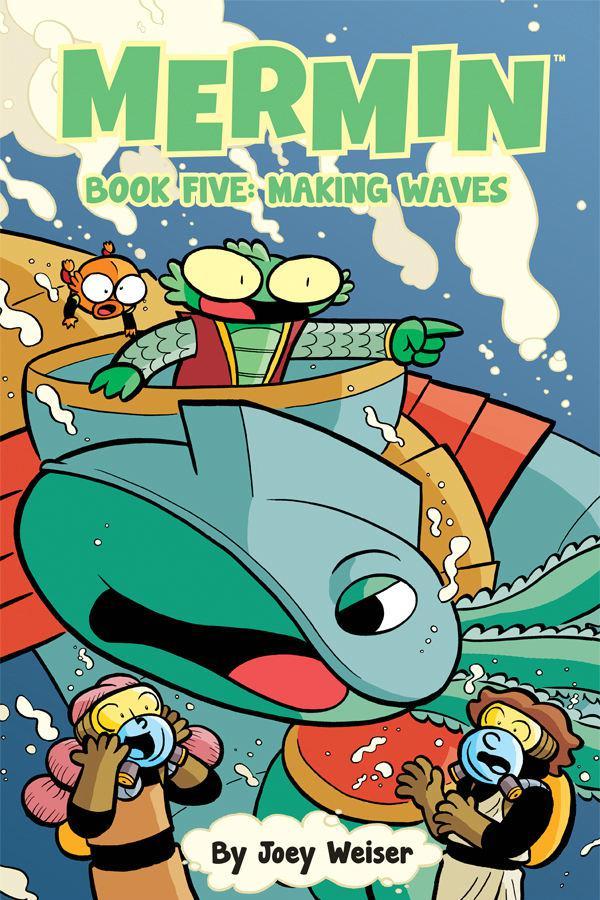 Mermin Vol 5 Making Waves TP