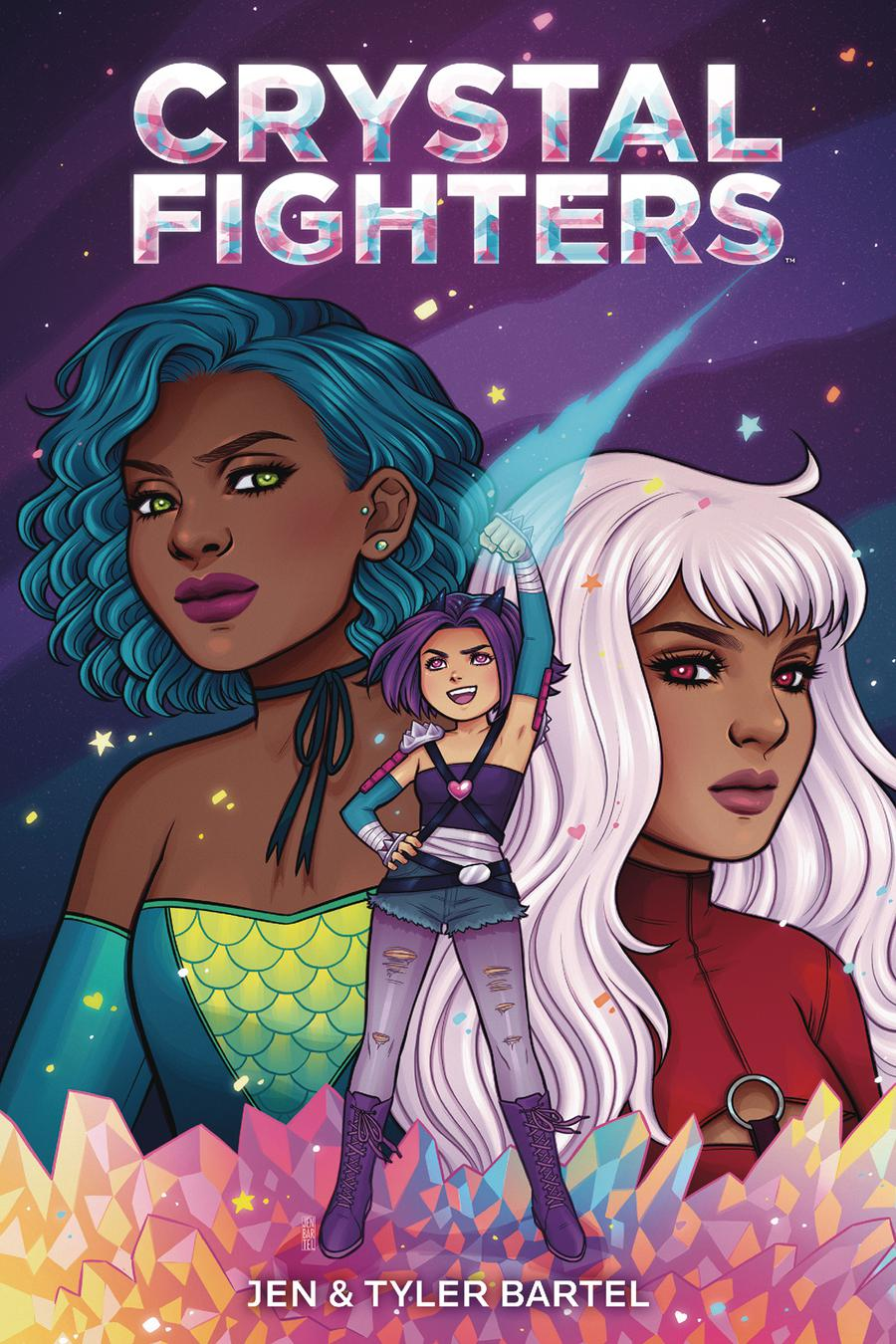 Crystal Fighters TP
