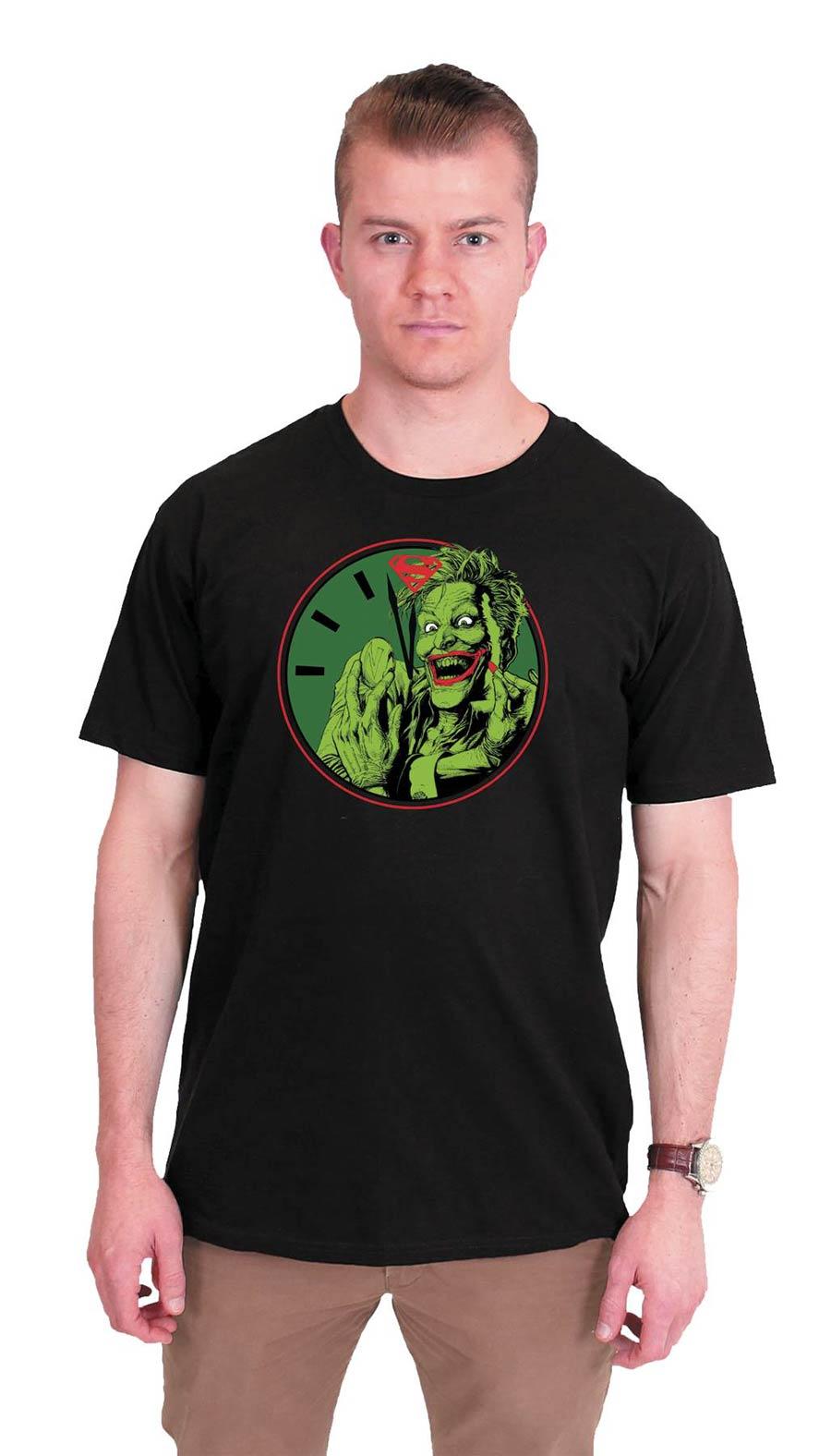Doomsday Clock II T-Shirt Large