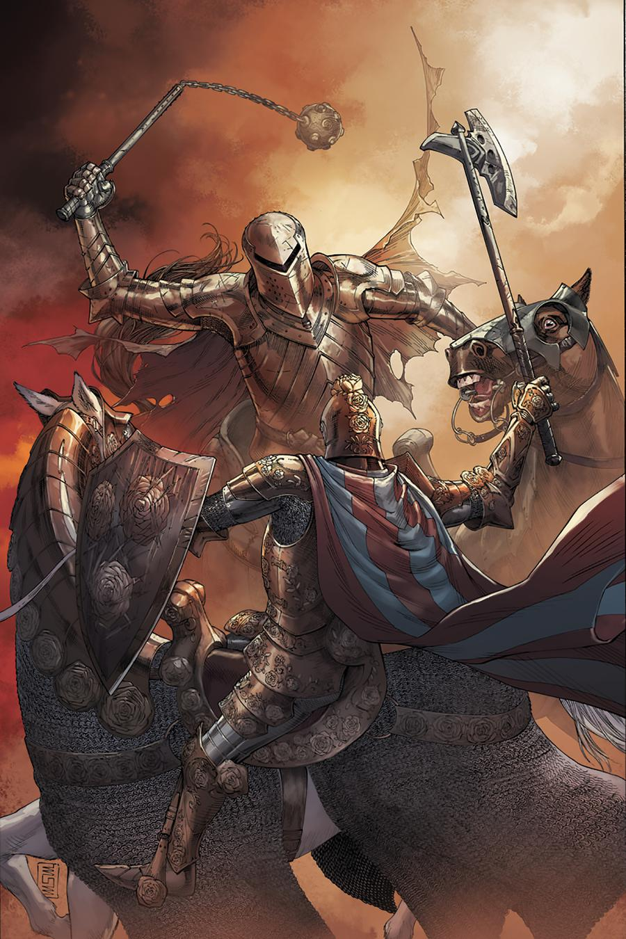 Game Of Thrones Clash Of Kings #12 Cover E Incentive Mike Miller Virgin Cover