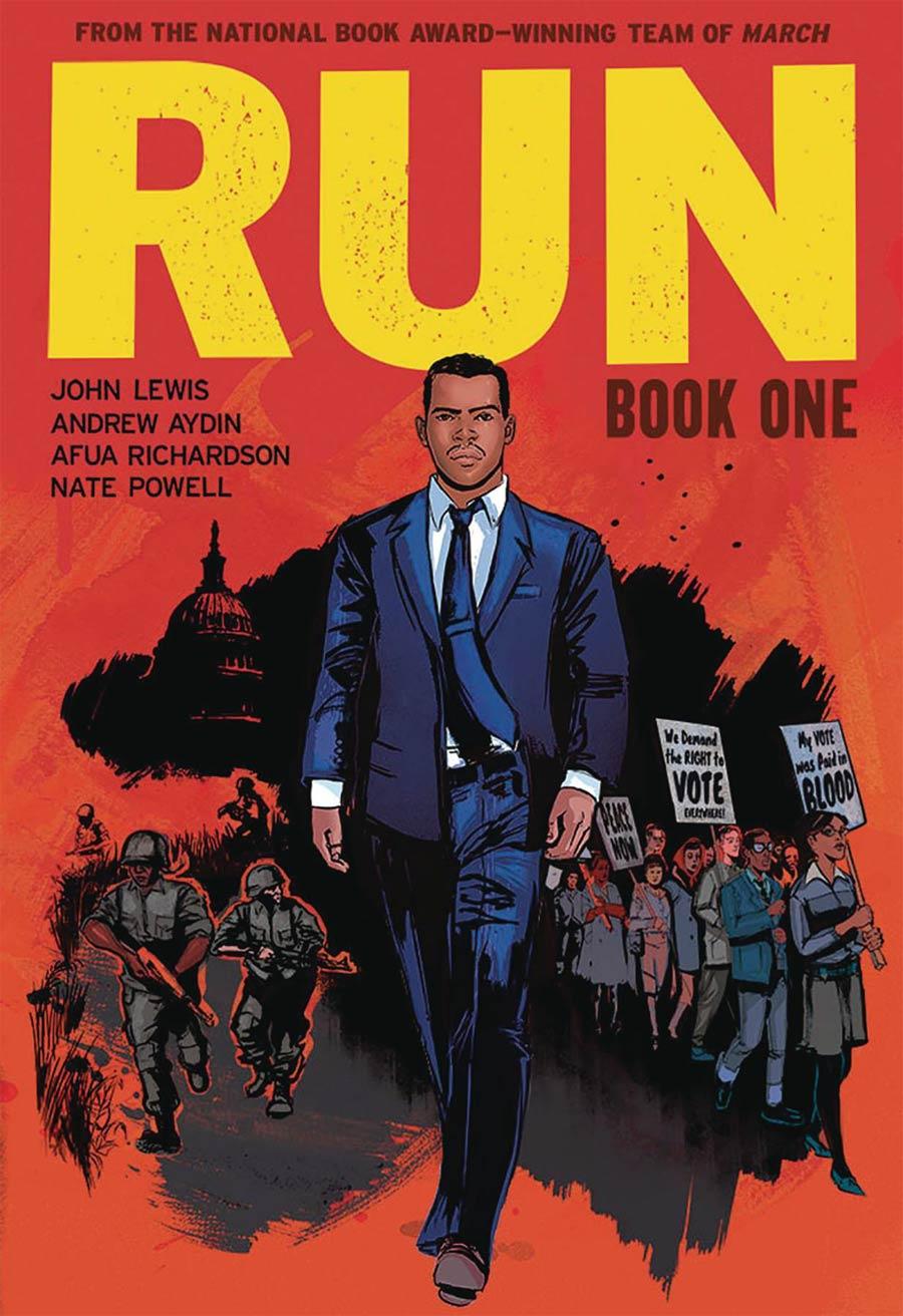Run Book 1 HC