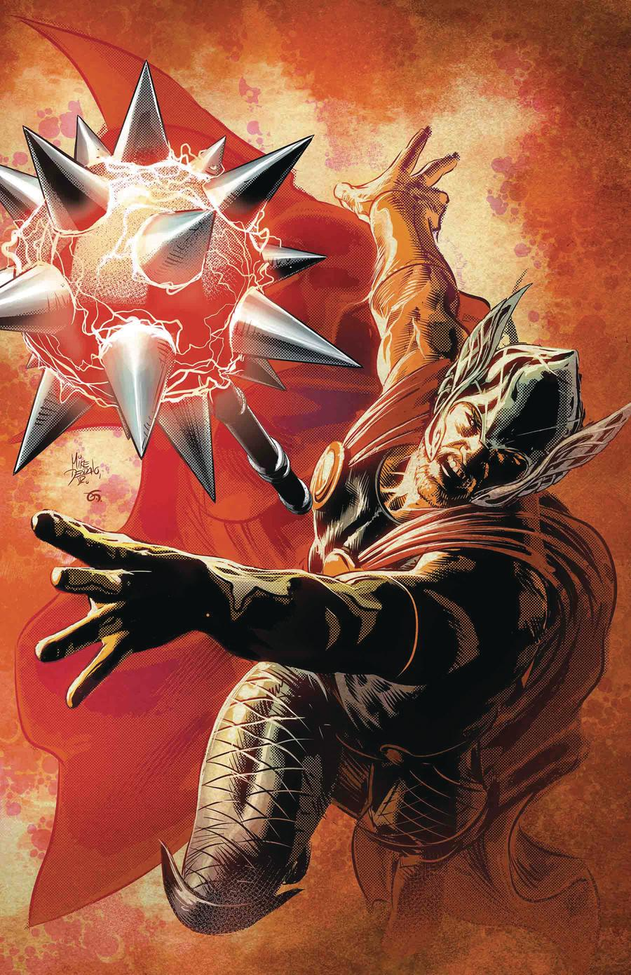 Thor Vol 5 #2 Cover D Incentive Mike Deodato Jr Variant Cover