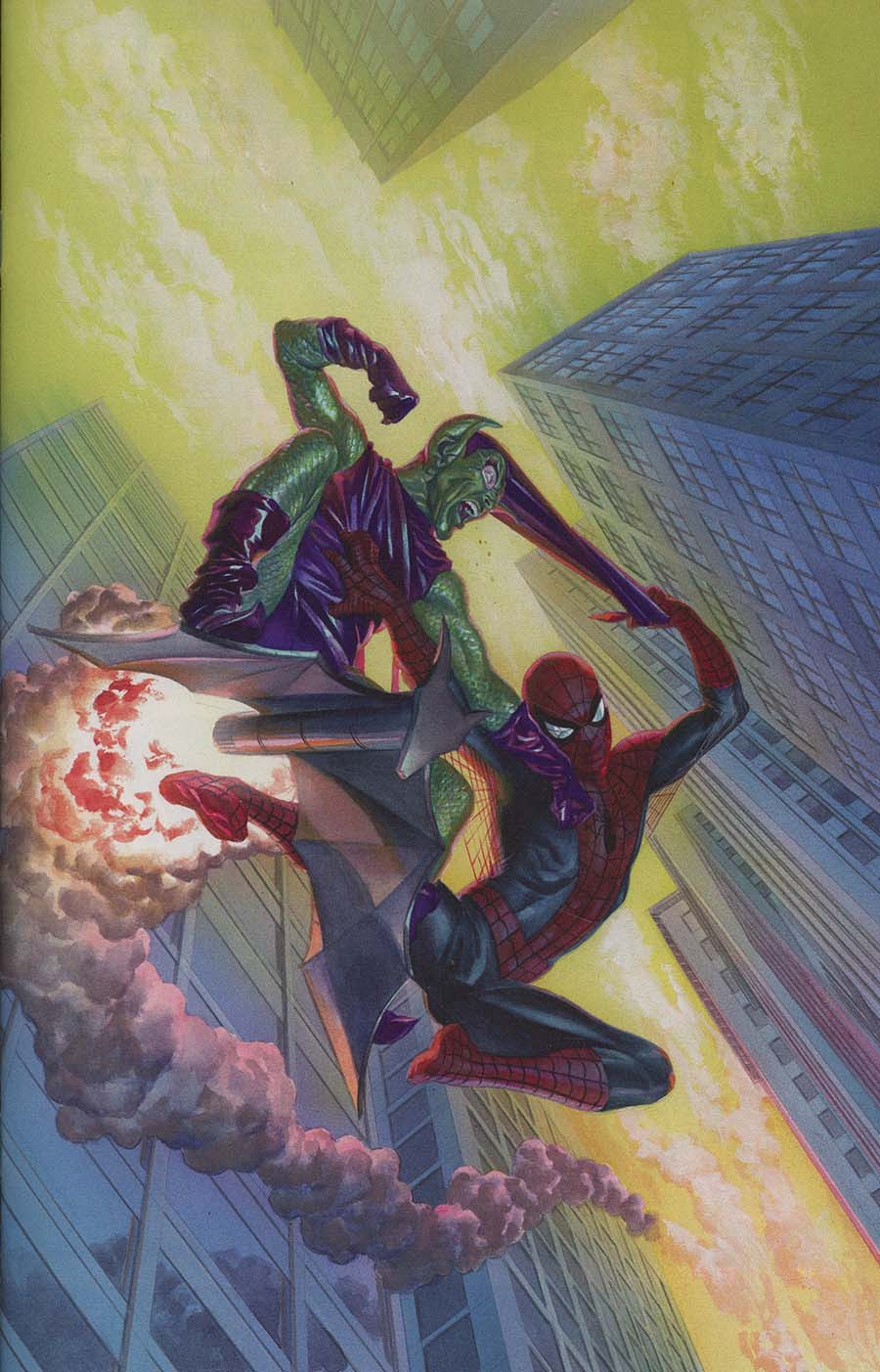 Amazing Spider-Man Vol 4 #798 Cover E Incentive Alex Ross Virgin Cover