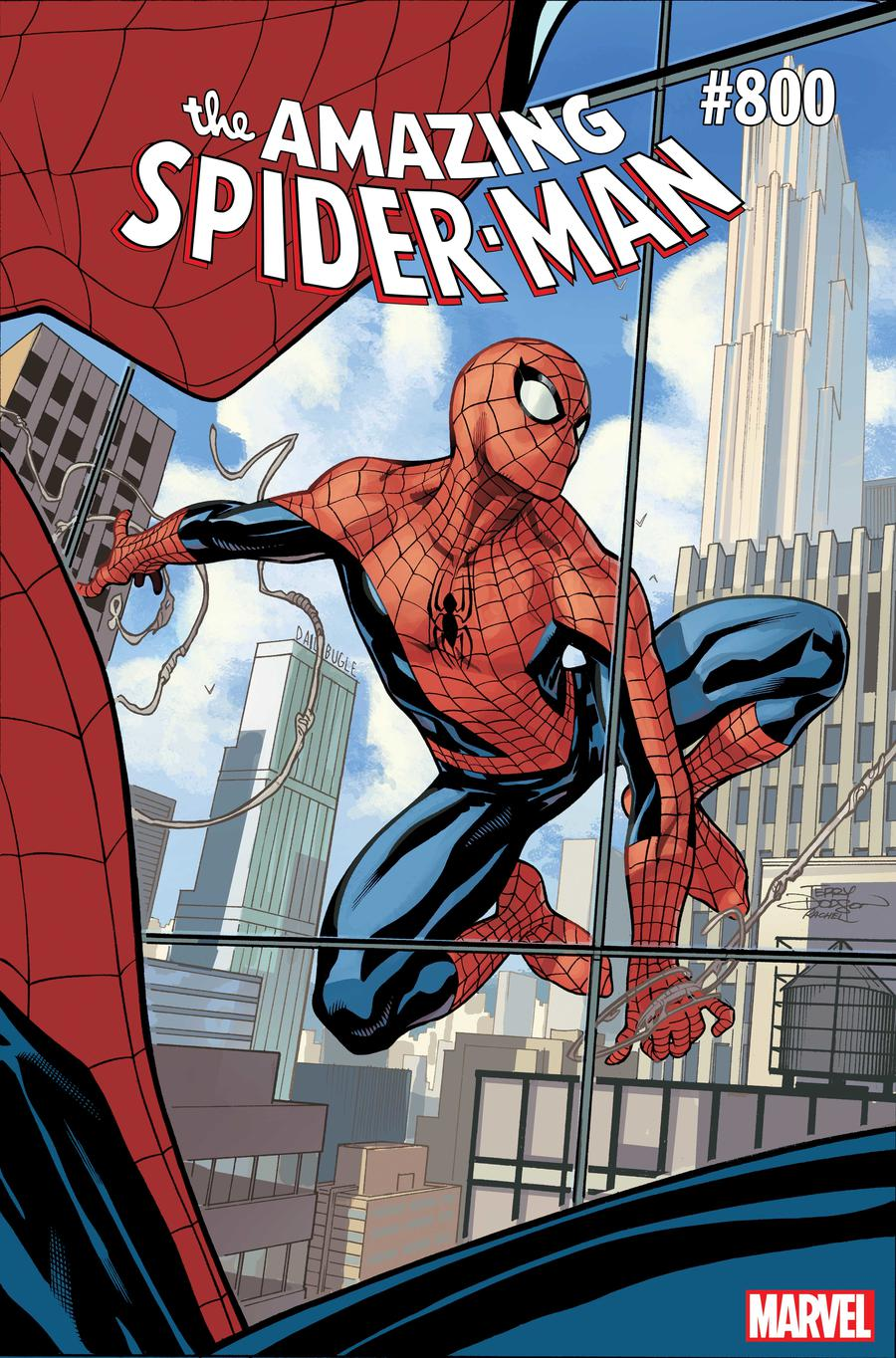 Amazing Spider-Man Vol 4 #800 Cover E Variant Terry Dodson Cover