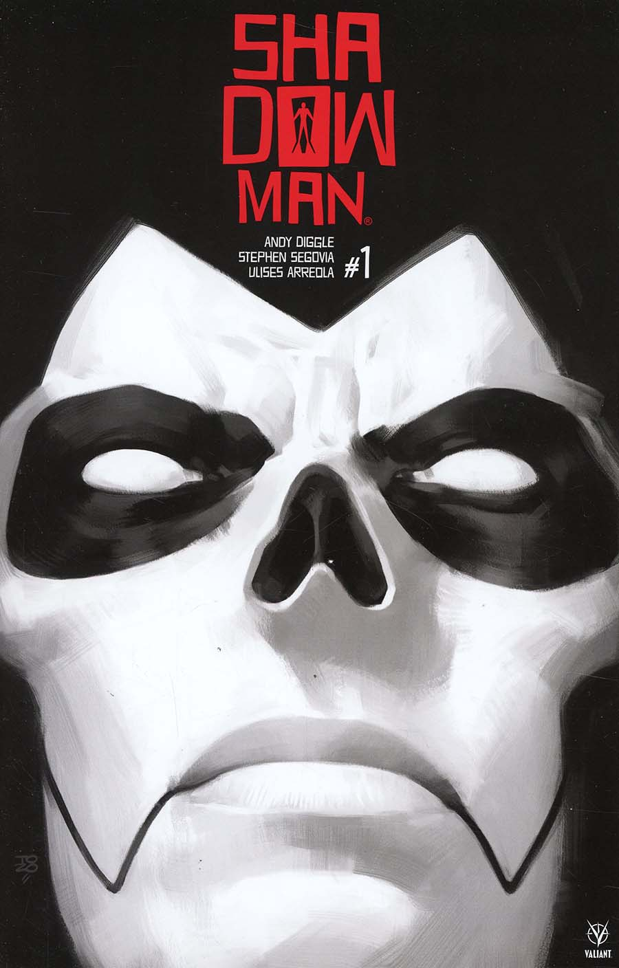 Shadowman Vol 5 #1 Cover H 2nd Ptg Variant Tonci Zonjic Cover