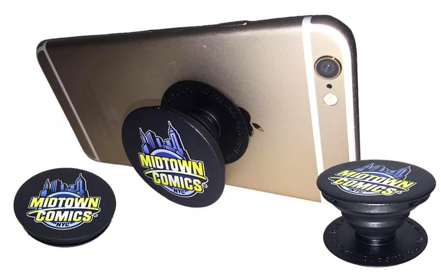 Midtown Comics Logo PopSockets Phone Stand