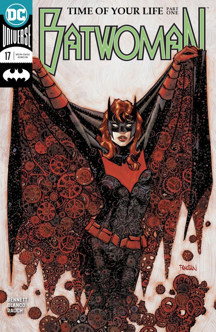 Batwoman Vol 2 #17 Cover A Regular Dan Panosian Cover