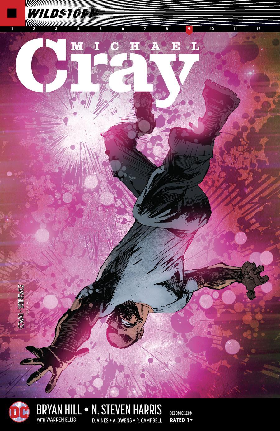 Wildstorm Michael Cray #9