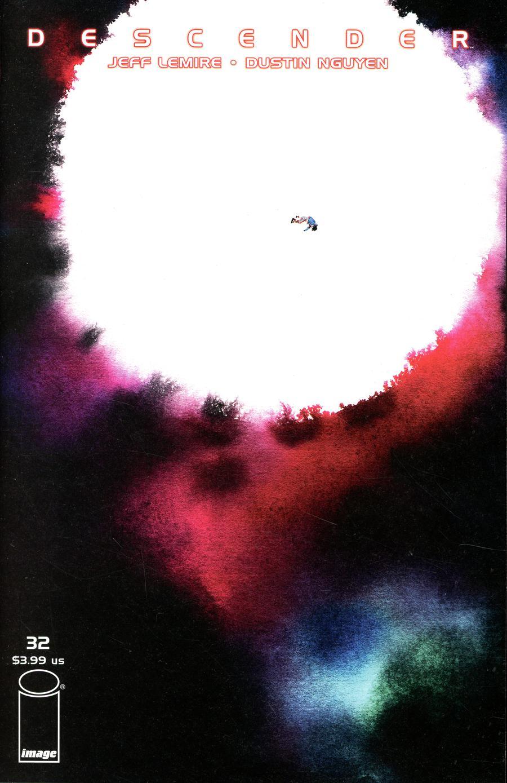 Descender #32 Cover A Regular Dustin Nguyen Cover
