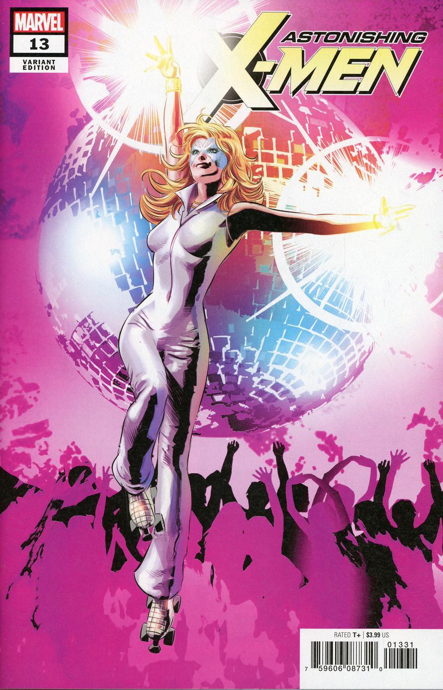 Astonishing X-Men Vol 4 #13 Cover B Variant Mike Deodato Jr Cover