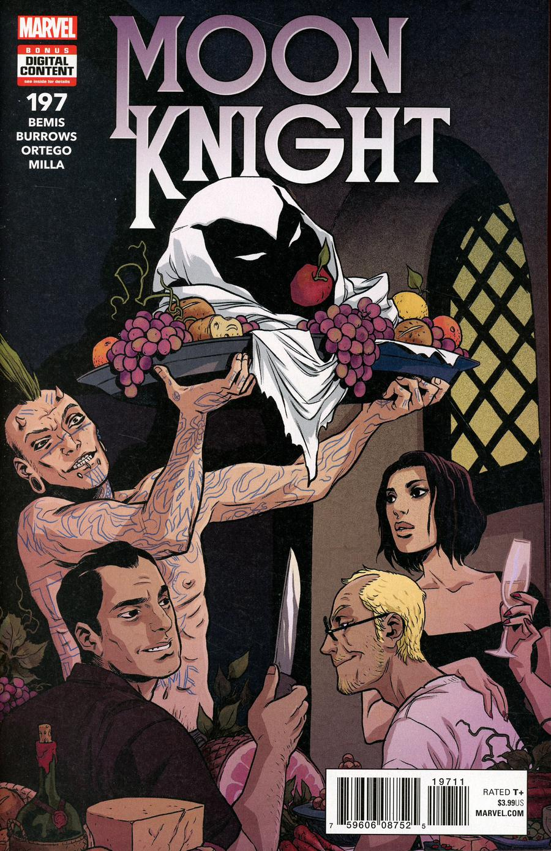 Moon Knight Vol 8 #197